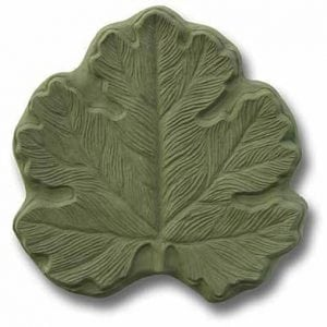 Big Leaf Stepping Stone Mold