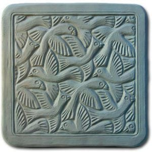 Birds In Flight Stepping Stone Mold