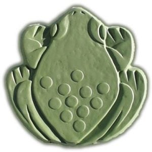 Frog Stepping Stone Mold