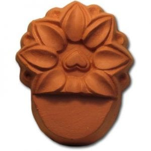 Heart Blossom Planter Feet Mold