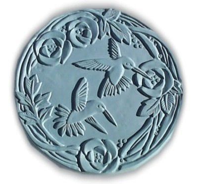 Hummingbird Stepping Stone Mold