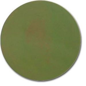 Plain Round Stepping Stone Mold