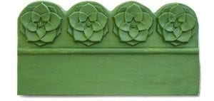 Starflower Edging Stone Mold
