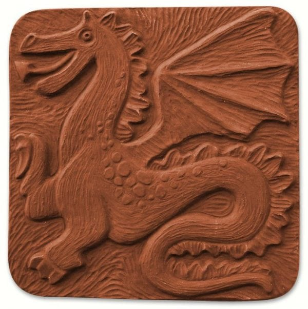Dragon Stepping Stone Mold