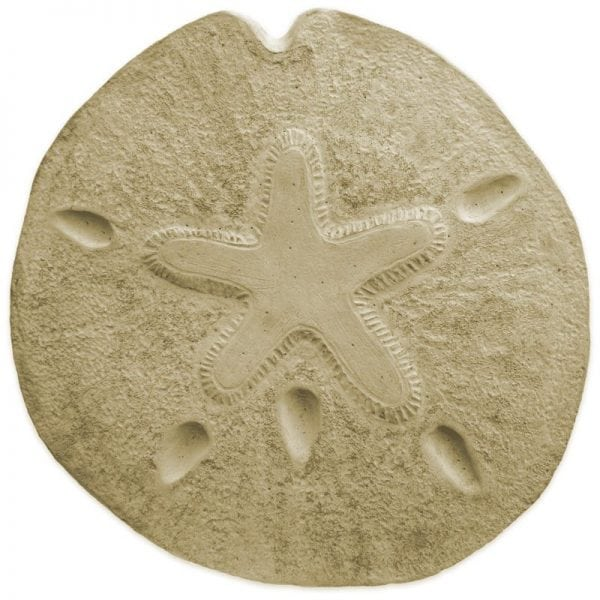 Sand Dollar Stepping Stone Mold