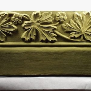 Leaf Edging Stone Mold